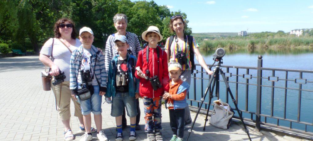 La Chișinău a început Școala de Birding